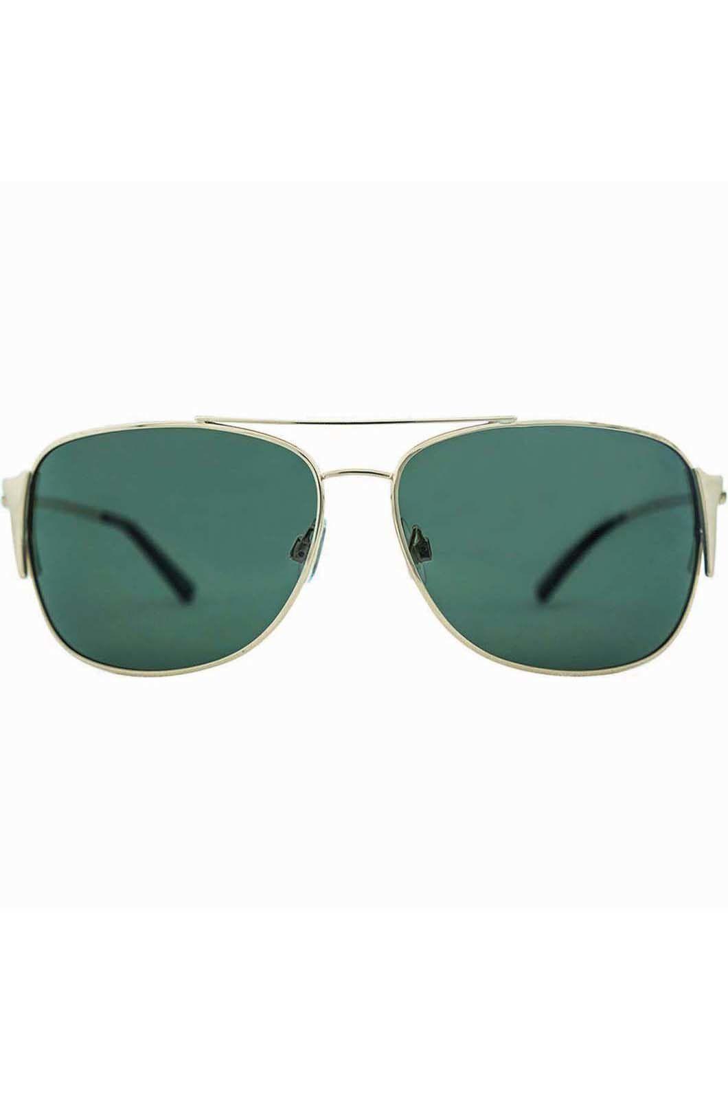 Venture Eyewear Men's Maverick Sunglasses, GOLD/G15, hi-res