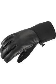 Salomon Propeller Plus Women's Ski Gloves, Black, hi-res