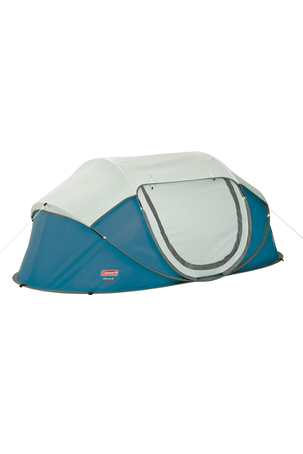 Coleman Pop Up Instant Tent — Two Person, Blue, hi-res
