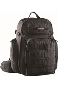 Caribee OPS Auscam Daypack, Black, hi-res