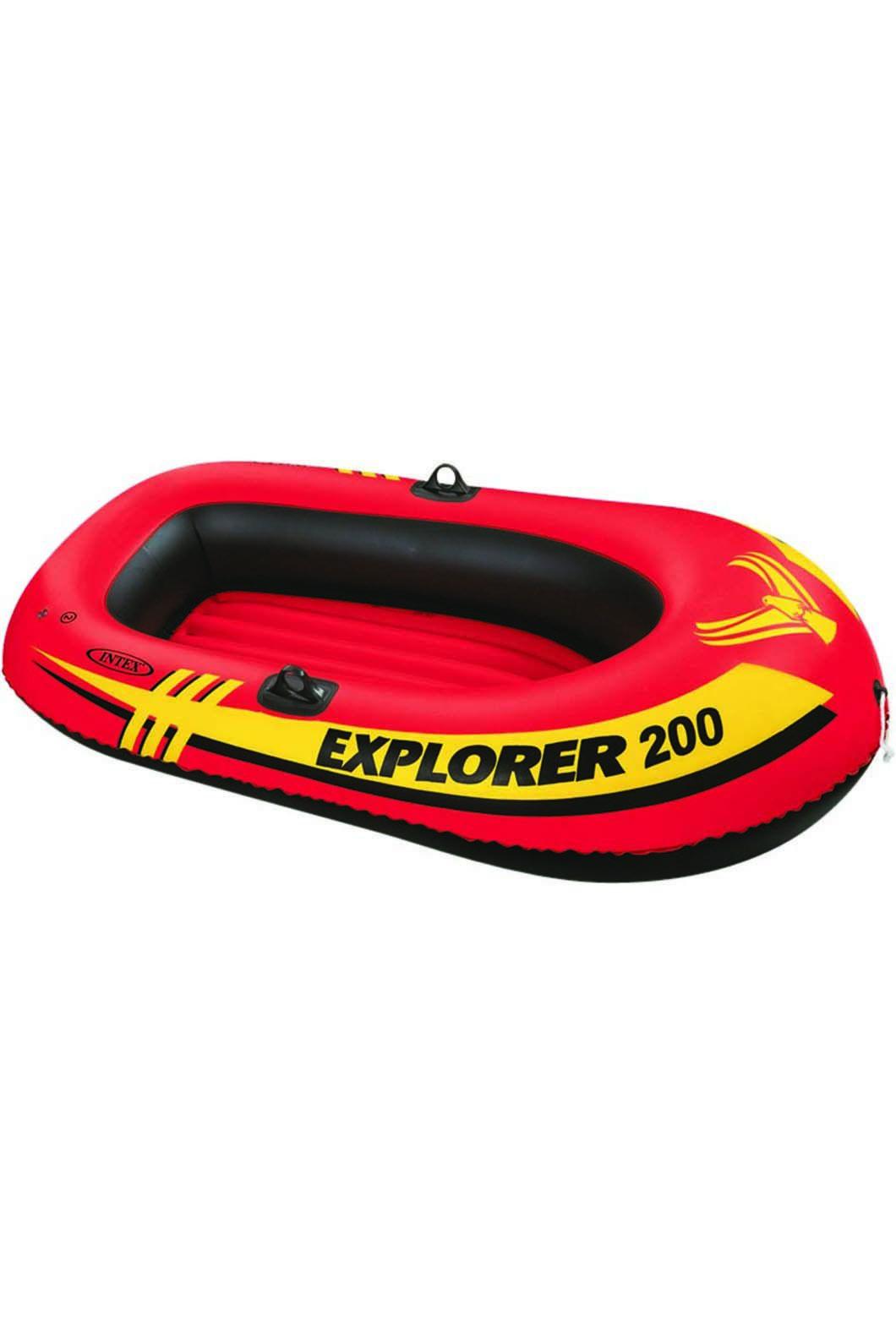 Intex Explorer 200 Inflatable Boat, None, hi-res