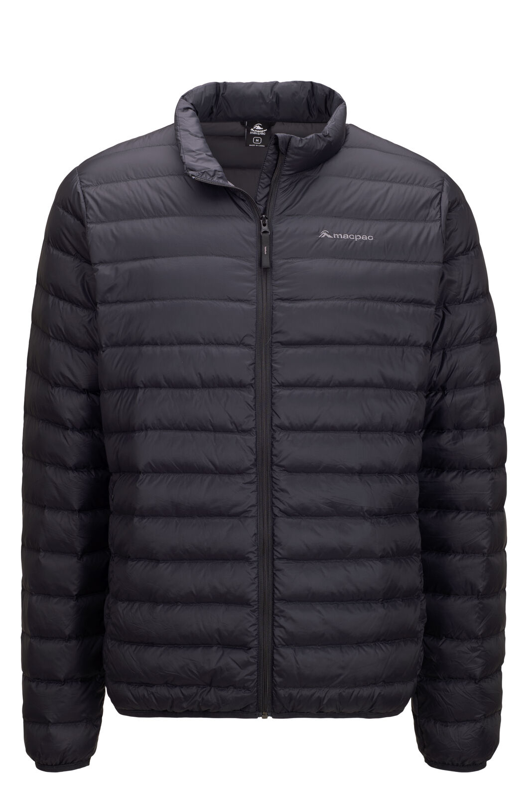 Macpac Uber Light Down Jacket — Men's, Black, hi-res