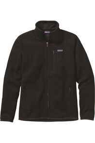 Patagonia Men's Better Sweater Jacket, Black, hi-res