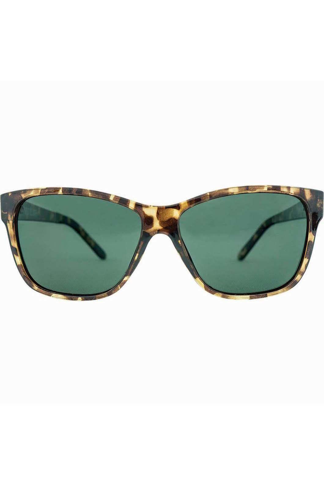 Venture Eyewear Womens Oahu Sunglasses, DEMI/G15, hi-res