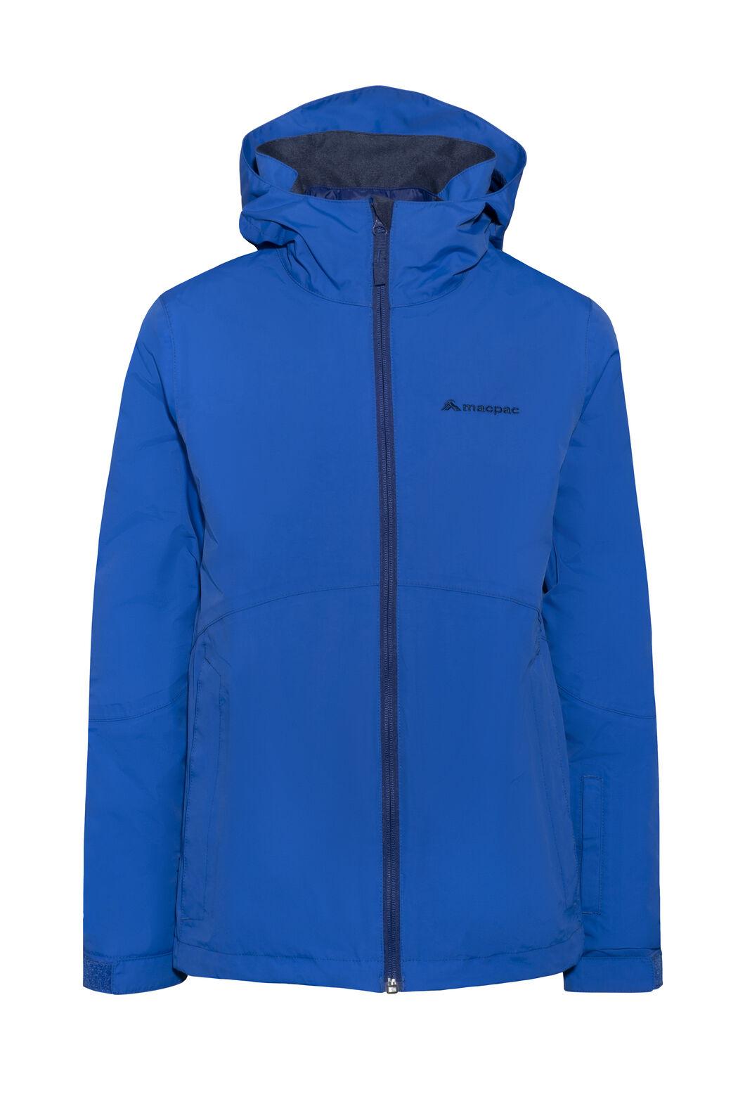 Macpac Snowdrift 3-in-1 Snow Jacket — Kids', Nautical Blue, hi-res