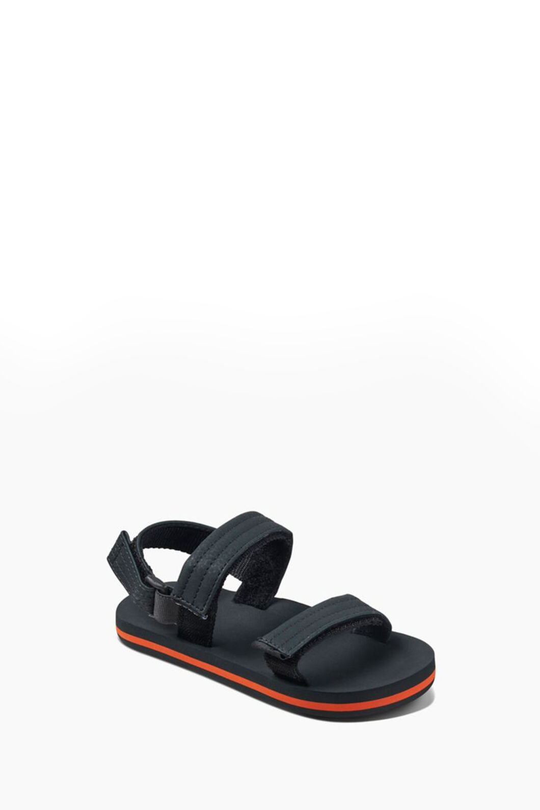Reef Little Ahi Convertible Sandals — Kids', Grey Orange, hi-res
