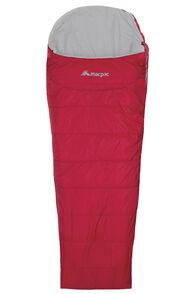 Macpac Roam Synthetic 350 Sleeping Bag - Standard, Crimson, hi-res