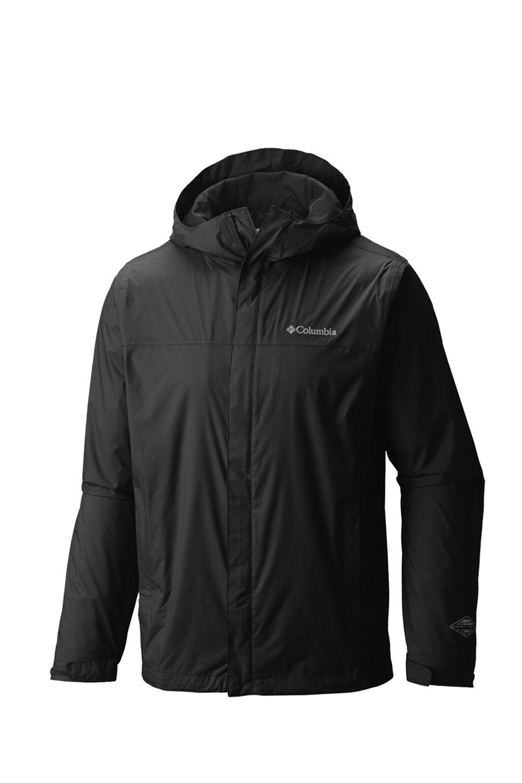 Columbia Men's Watertight II Jacket, Black, hi-res