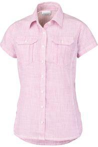 Columbia Women's Camp Henry Shirt Lavender, Lavender, hi-res