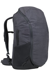 Macpac Contrail 35L Travel Pack, Black, hi-res