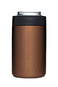 YETI® Rambler Colster Stubby Holder With Metallic Finish — 12oz, Copper, hi-res