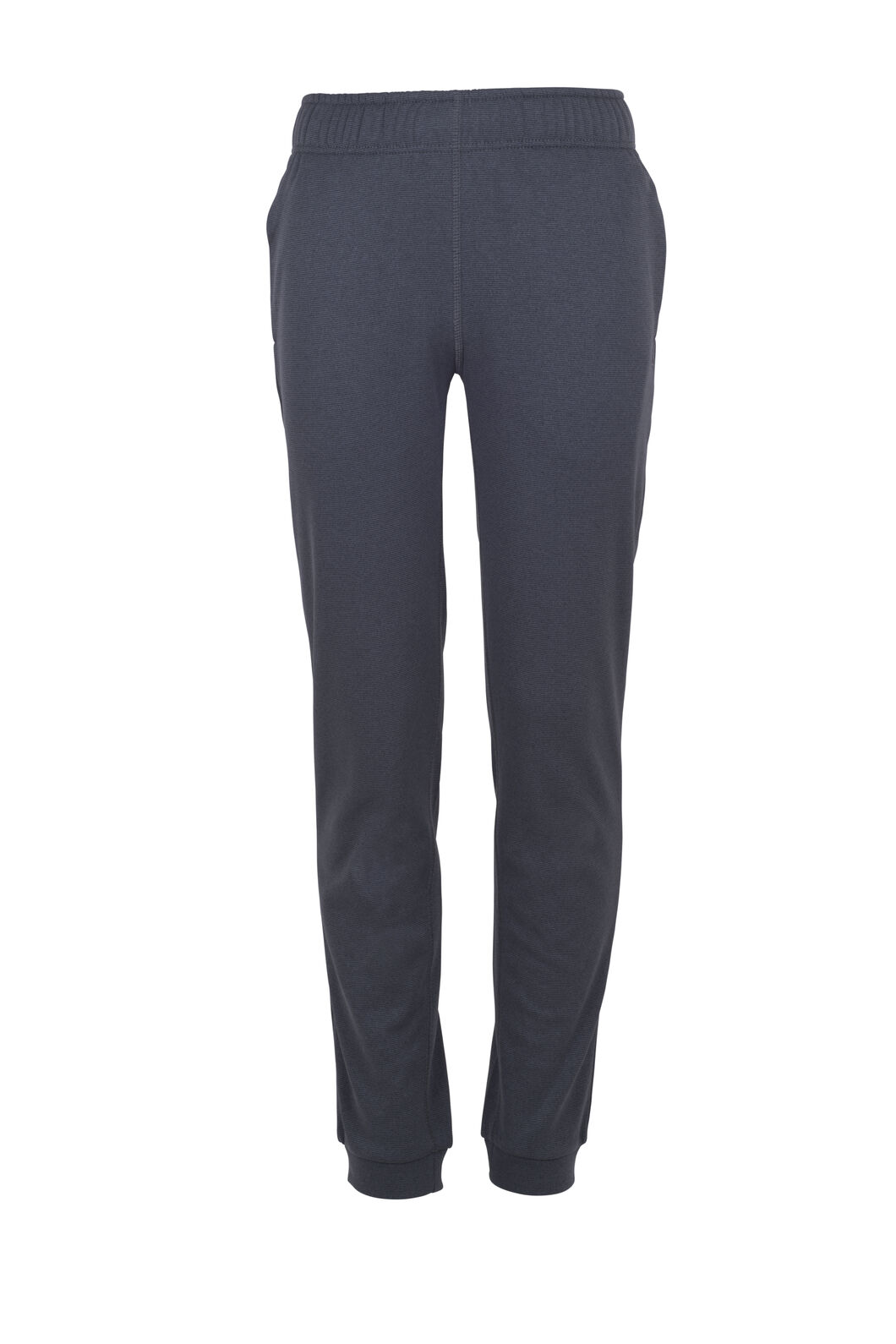 Macpac Training Fleece Pants — Kids', Asphalt, hi-res