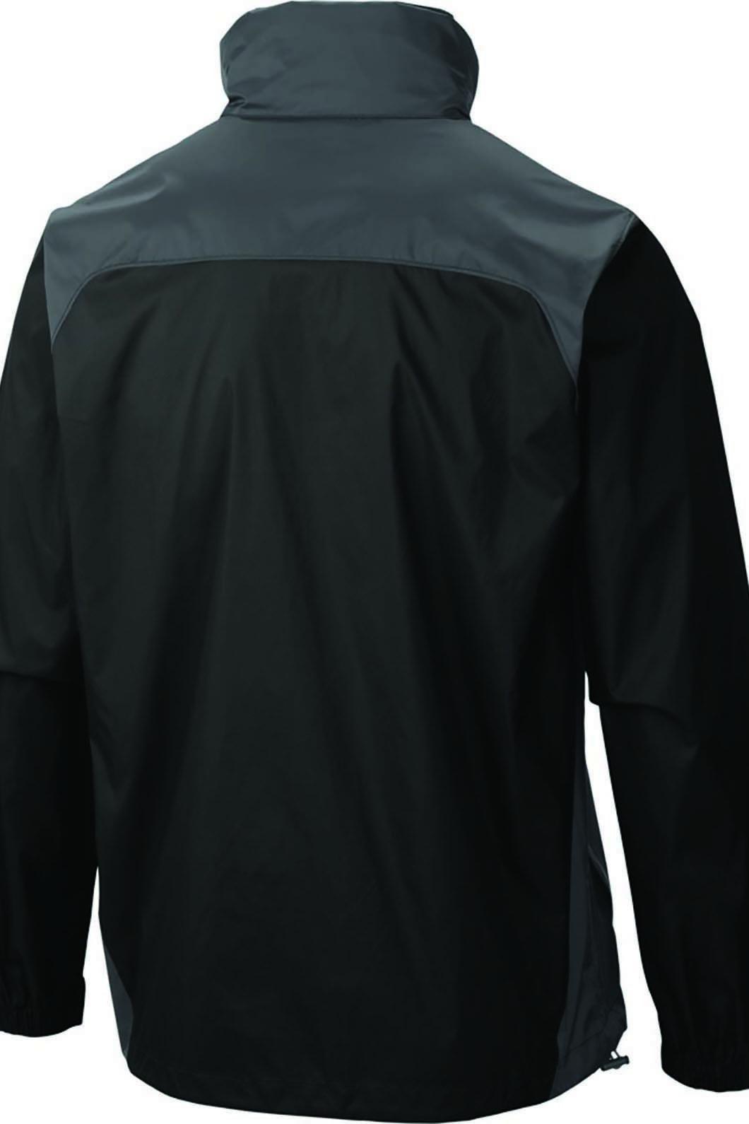 Columbia Men's Glennaker Jacket, DARK MOUNTAIN/COLLEGIATE NAVY, hi-res