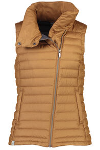 Macpac Demi Down Vest - Women's, Toffee, hi-res