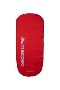 Macpac Self-Inflating Sleeping Mat — 2.5 cm (3/4 Length), Salsa, hi-res