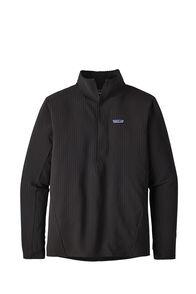 Patagonia M's R1 TechFace Pullover, Black, hi-res
