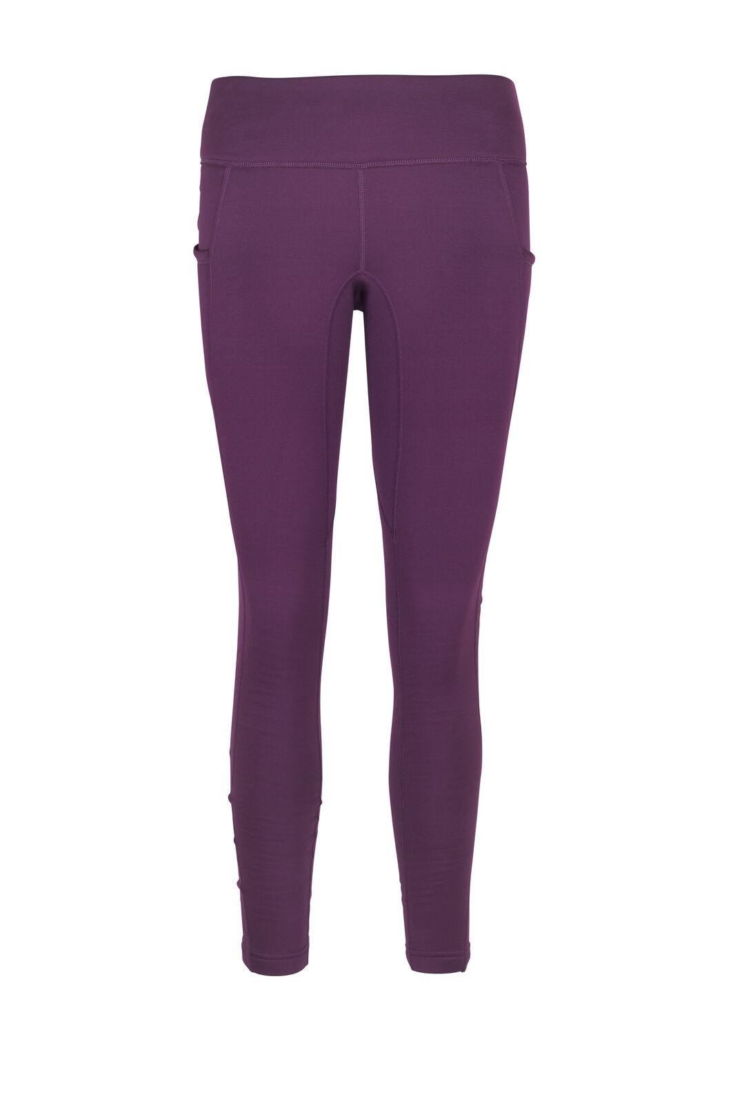 Macpac Traverse Tights - Women's, Potent Purple, hi-res