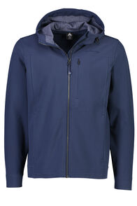 Journey Softshell - Men's, Black Iris, hi-res