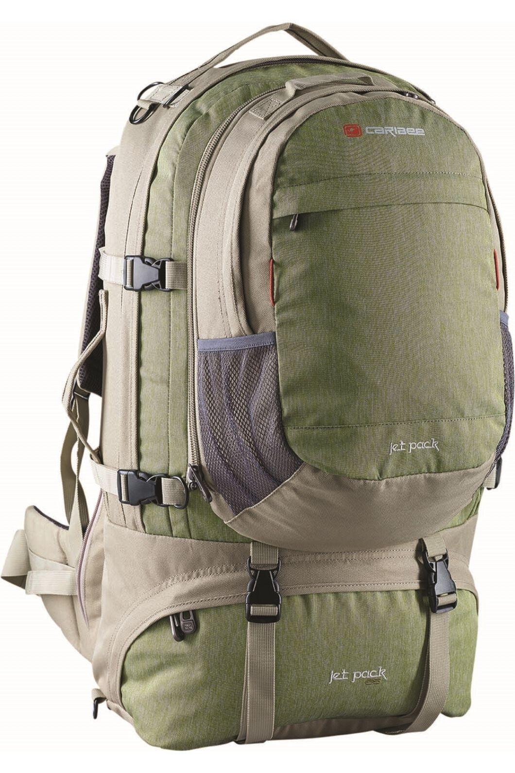 Caribee Jet Pack Travel Pack 65L, None, hi-res