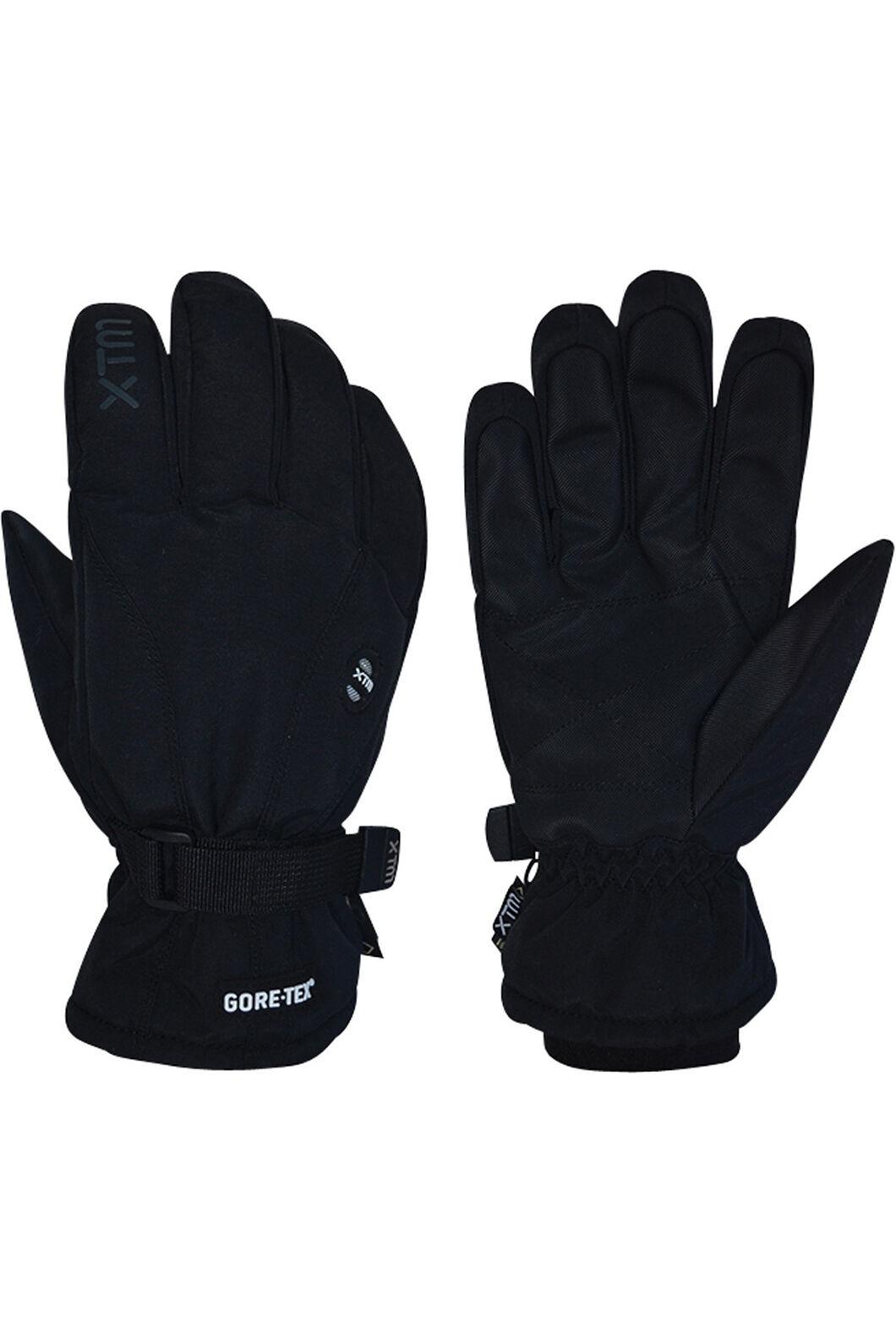 XTM Whistler Gloves - Men's, Black, hi-res