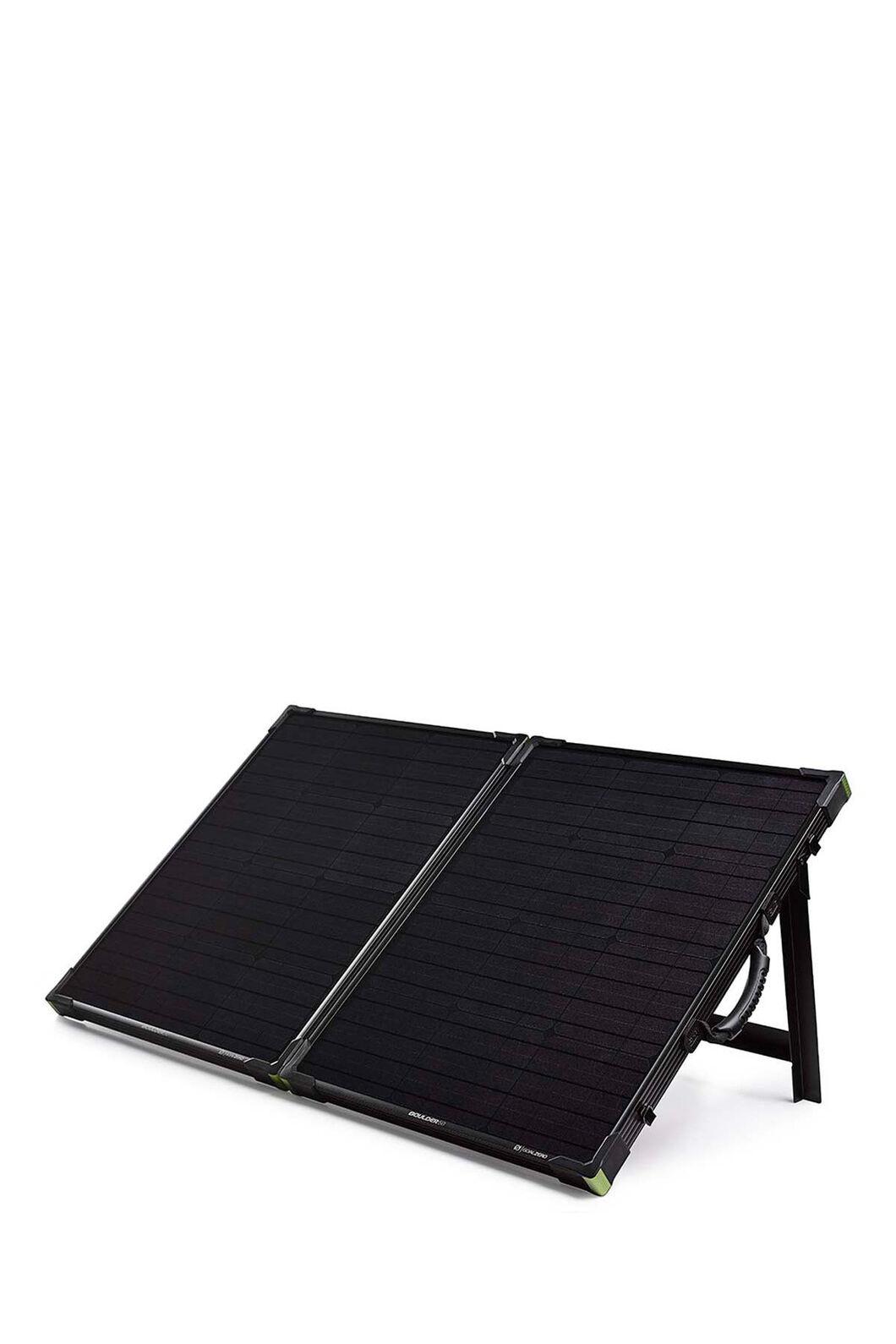 Goal Zero Boulder 100 Briefcase Solar Panel, None, hi-res