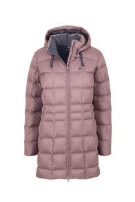 Macpac Aurora Down Coat — Women's, Woodrose, hi-res