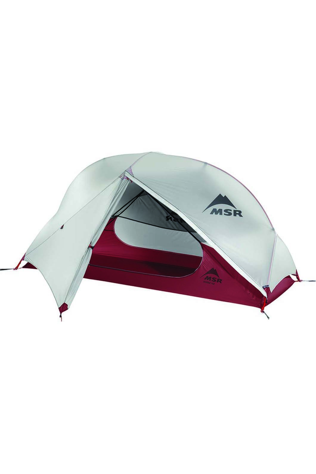 MSR Hubba 1 Person Hiking Tent, None, hi-res