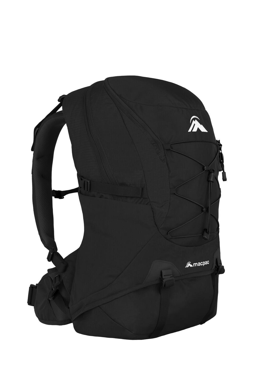 Macpac Voyager 35 Pack, Black, hi-res