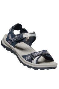 Keen Terradora Open Toe Sandal — Women's, Navy/Light Blue, hi-res
