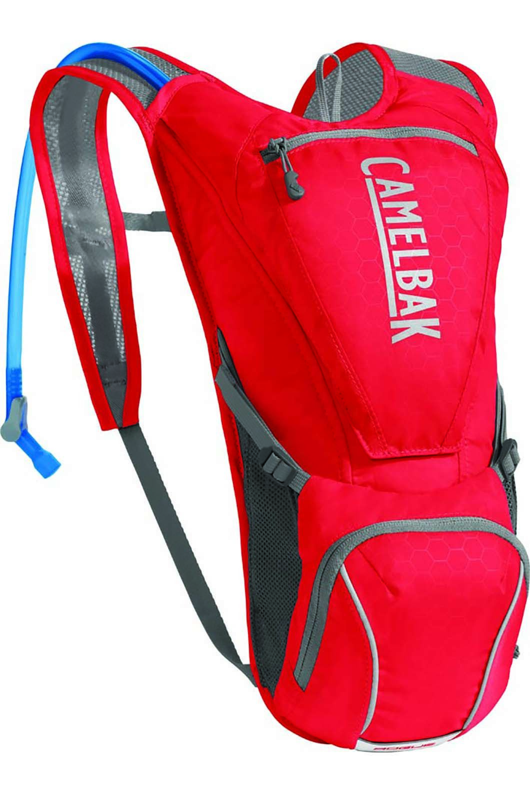 CamelBak Rogue Hydration Pack 2L, RED/SILVER, hi-res