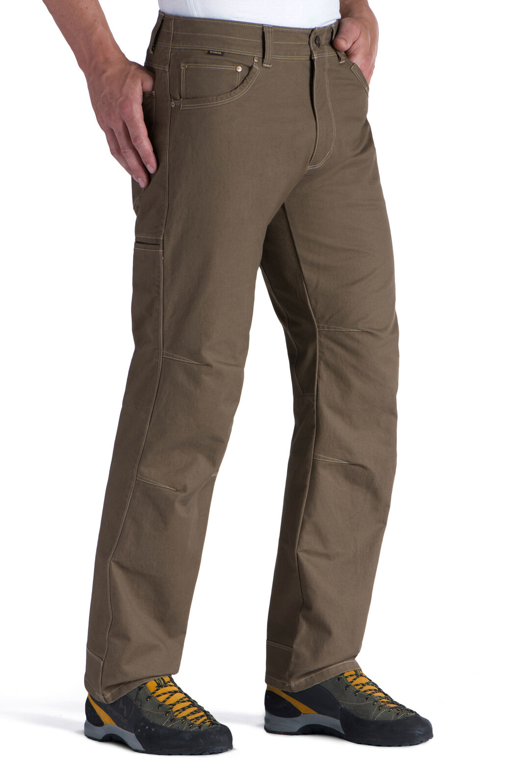 Kuhl Rydr Pants (34 inch) - Men's, Khaki, hi-res