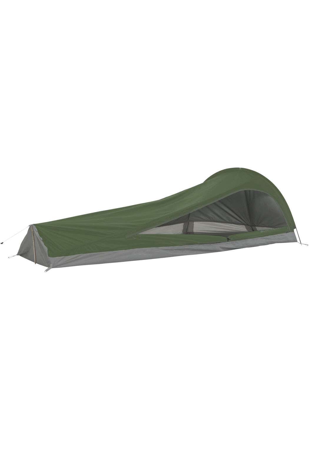 Macpac Bush Cocoon Pertex® Bivvy Bag — One Person, Kombu Green, hi-res