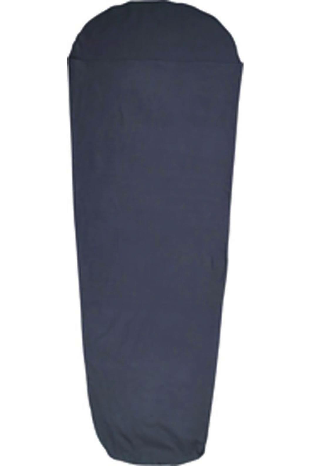 Outrak Rectangular Flannel Sleeping Bag Liner, None, hi-res