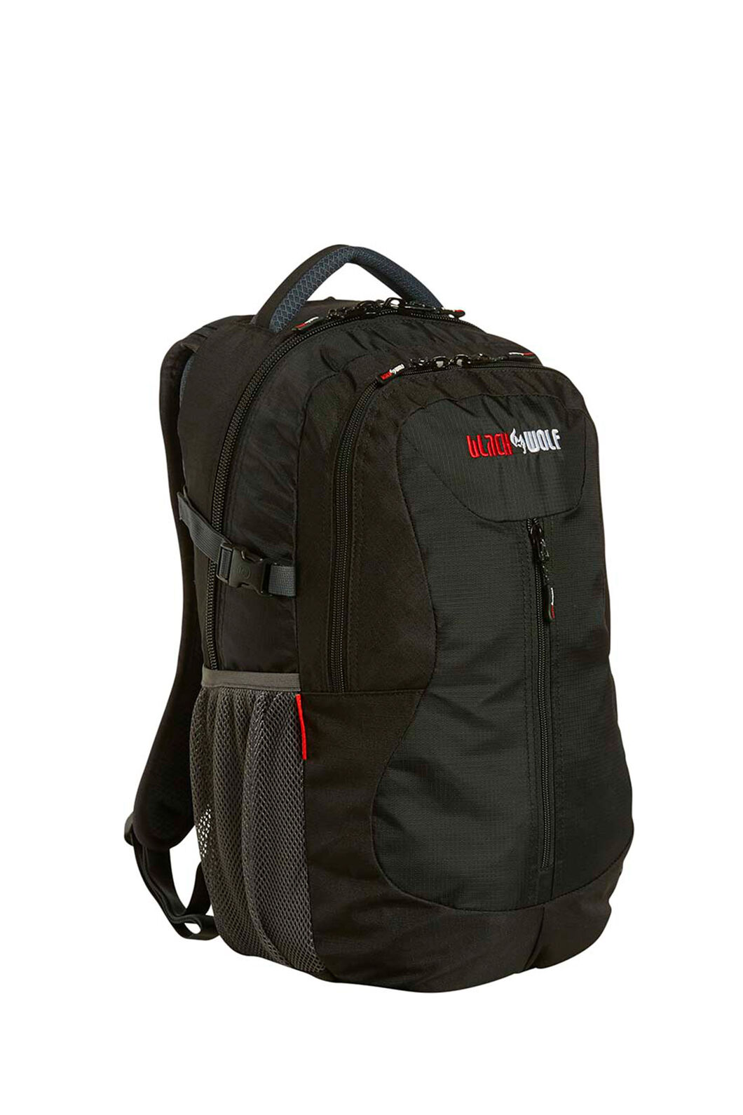BlackWolf Dart 30L Day Pack, Black, hi-res