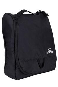 Macpac Hangout Wash Bag, Black, hi-res