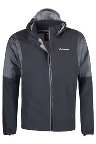 Macpac Transition Pertex Shield® Rain Jacket - Men's, Black, hi-res