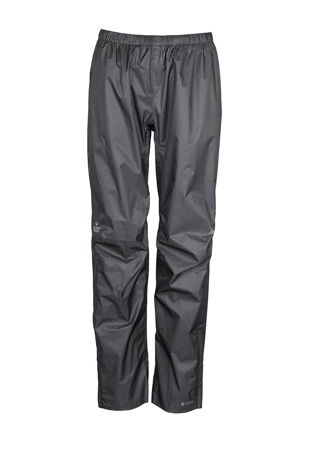 Macpac Hightail Pertex® Shield Rain Pants - Women's, Black, hi-res