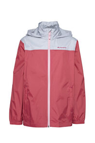 Macpac Kids' Pack-It Jacket, Slate Rose/High Rise, hi-res