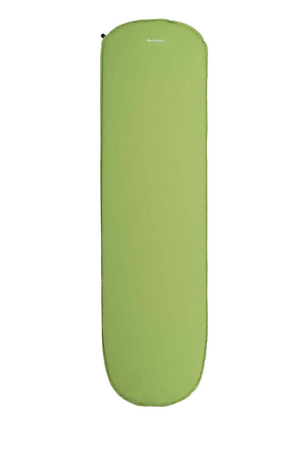 Macpac Self-Inflating Sleeping Mat — 5 cm, Treetop, hi-res