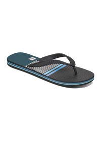 REEF® Trinidad Print Men's Thongs, Blue, hi-res