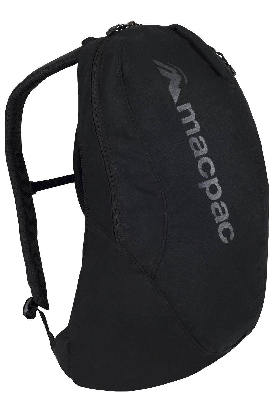 Macpac Kahu 22L AzTec® Pack V2, Black, hi-res