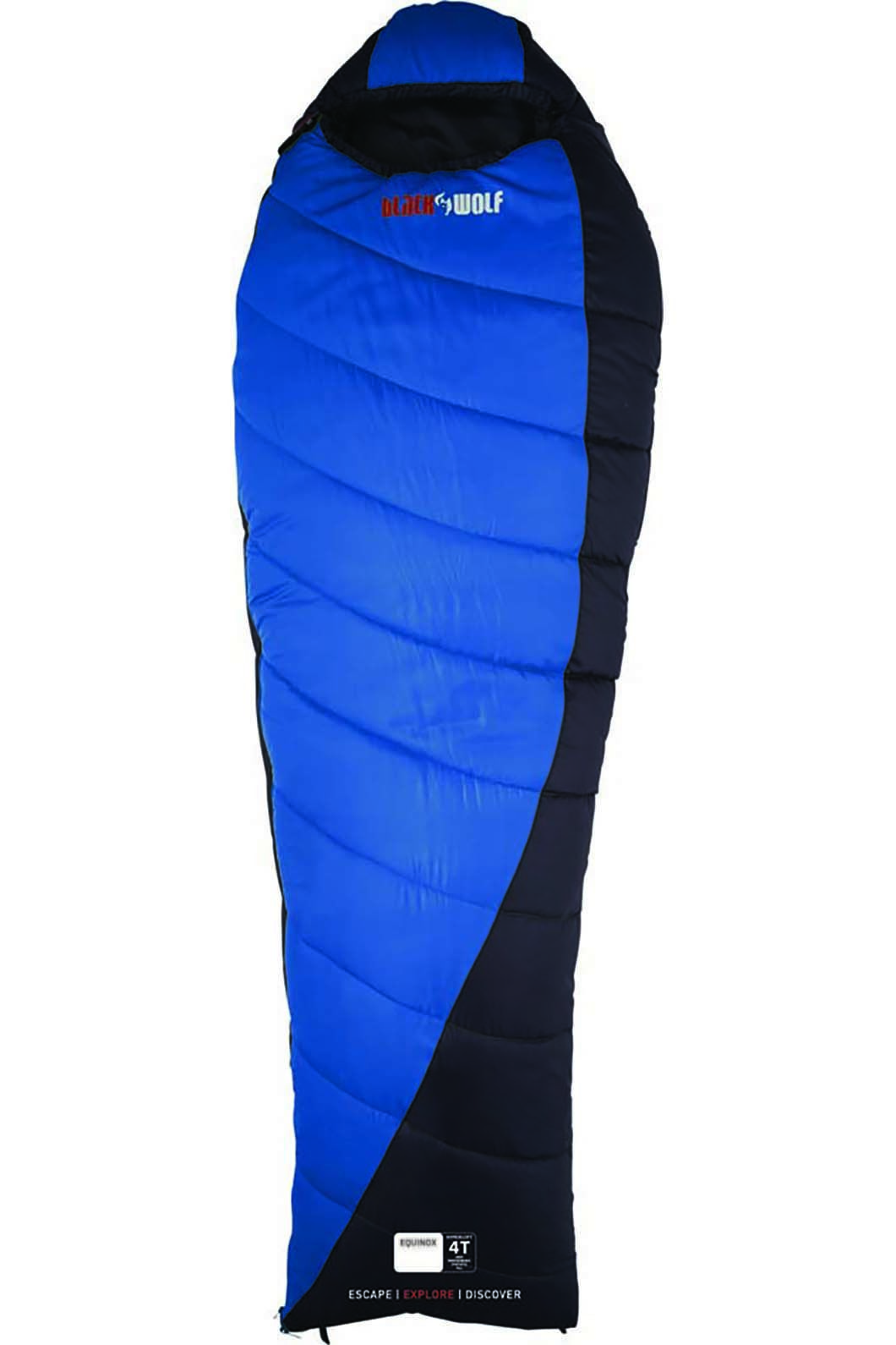 BlackWolf Equinox 220 Sleeping Bag, None, hi-res