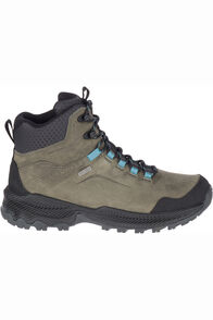 Merrell Women's Forestbound Mid WP Hiking Boots, BOULDER, hi-res
