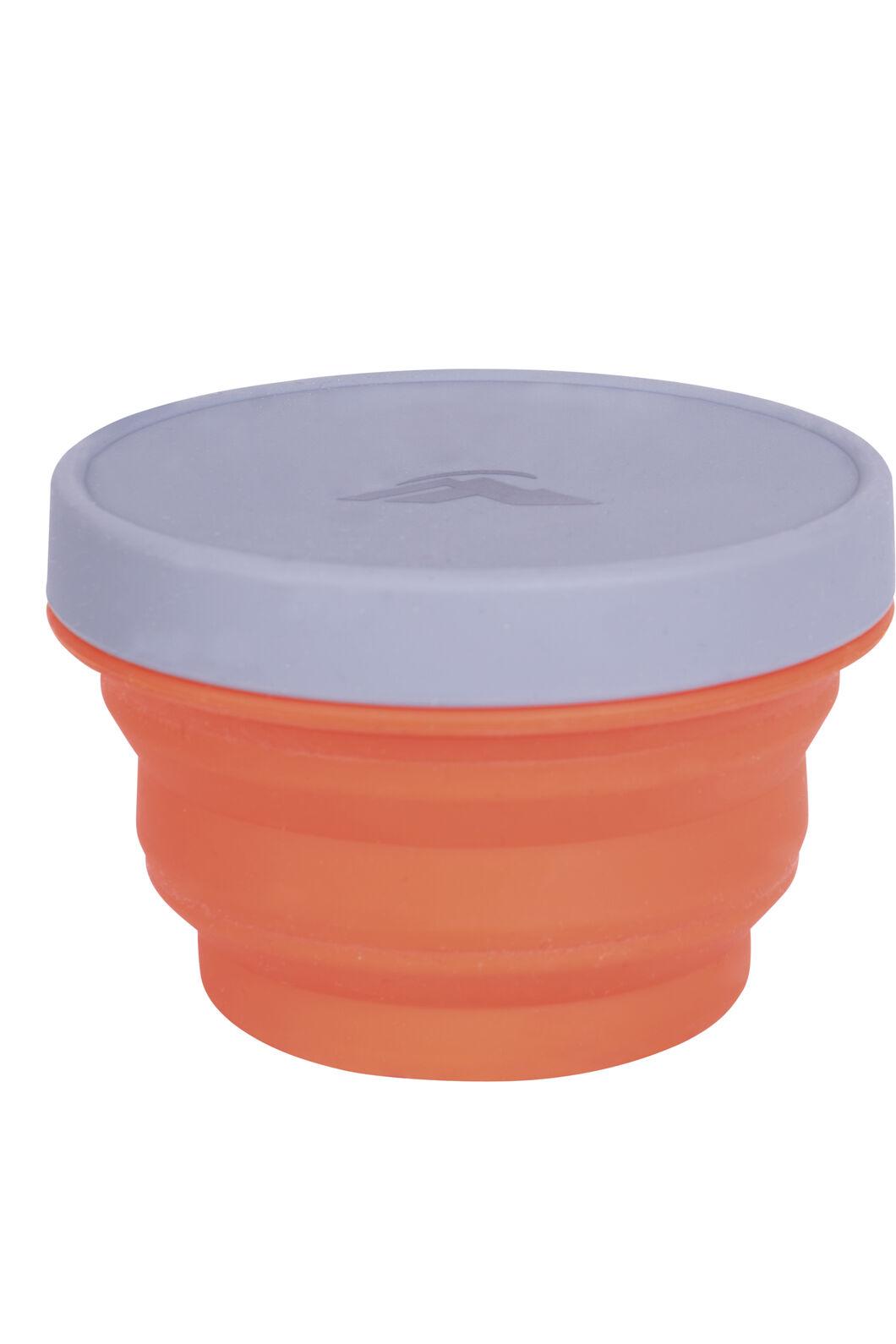 Macpac Silicone Container 300mL, Orange, hi-res