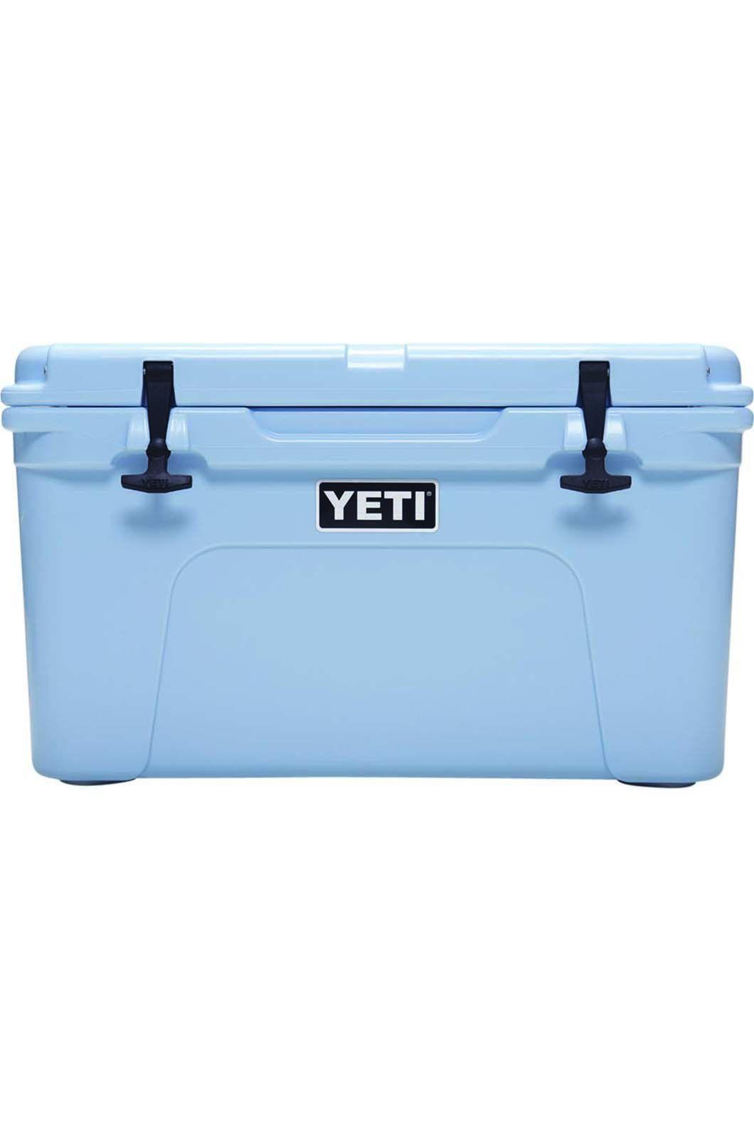 Yeti Tundra 45 Cooler Tan 45L, Blue, hi-res