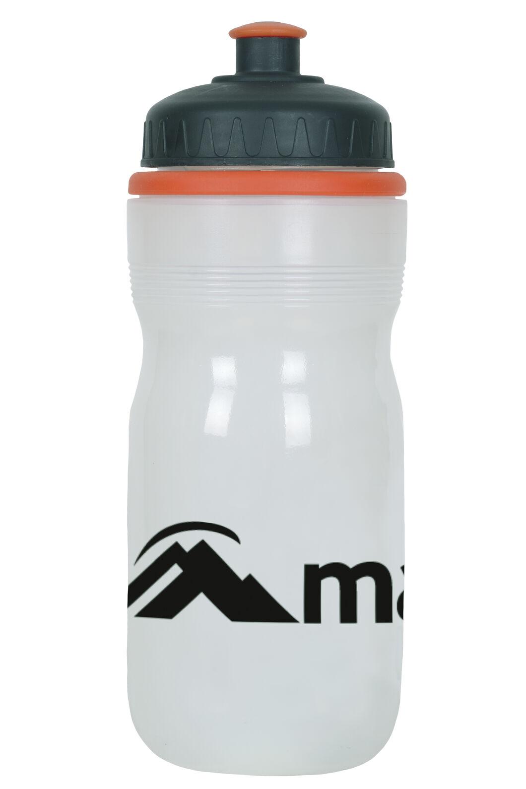 Macpac Logo Bottle 750mL, Transparent, hi-res
