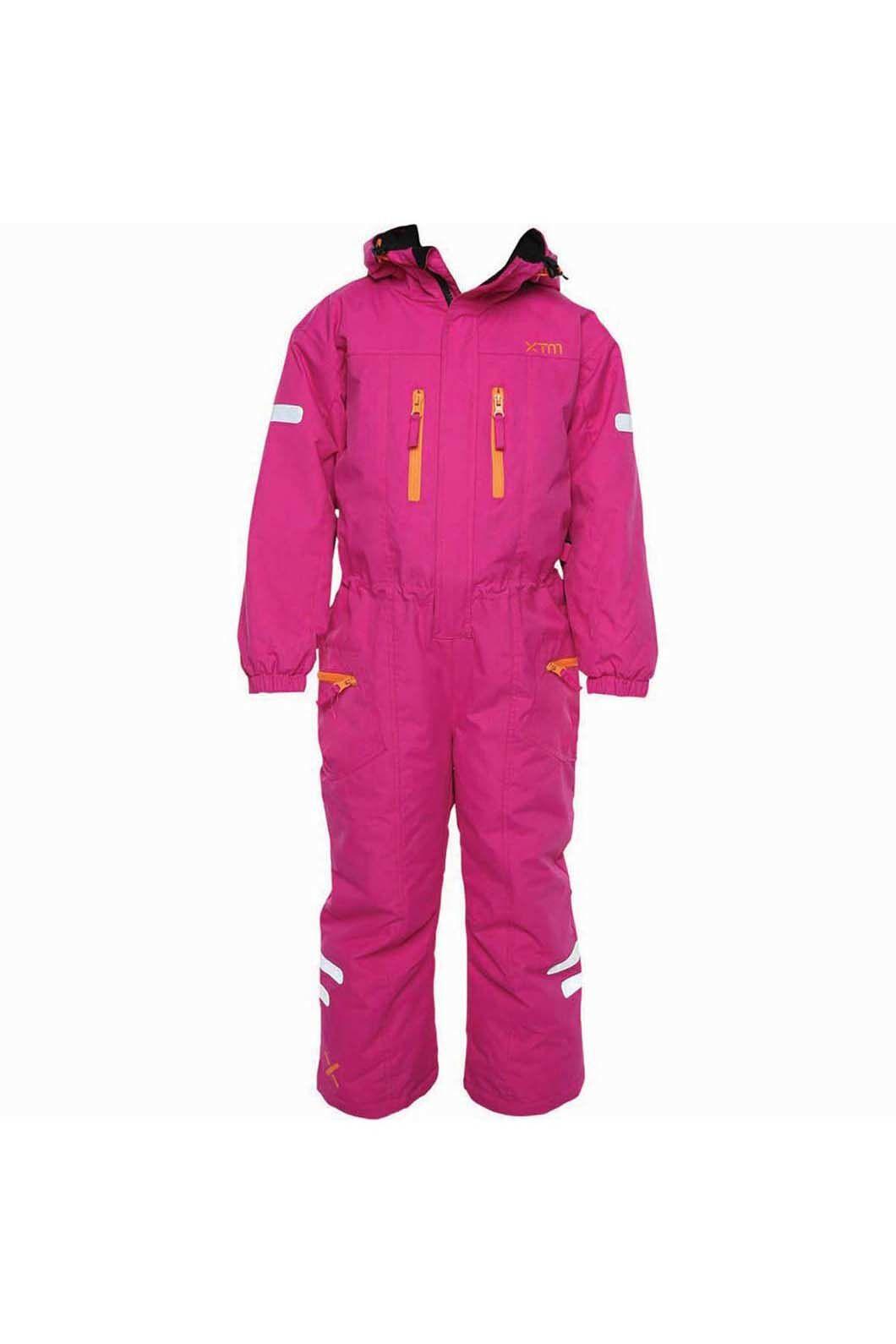 XTM Kids' Kori Suit Bright, BERRY PINK, hi-res