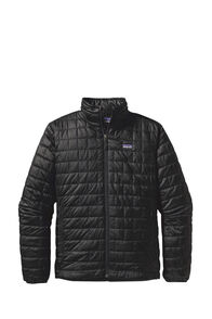 Patagonia M's Nano Puff Jacket, Black, hi-res