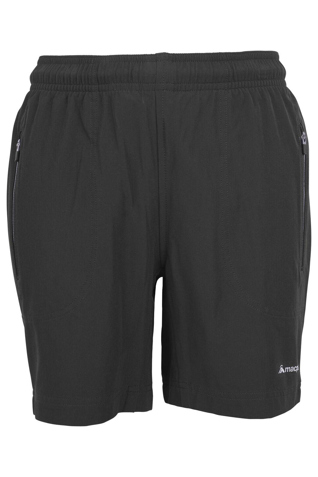 Fast Track Shorts - Kids', Black, hi-res