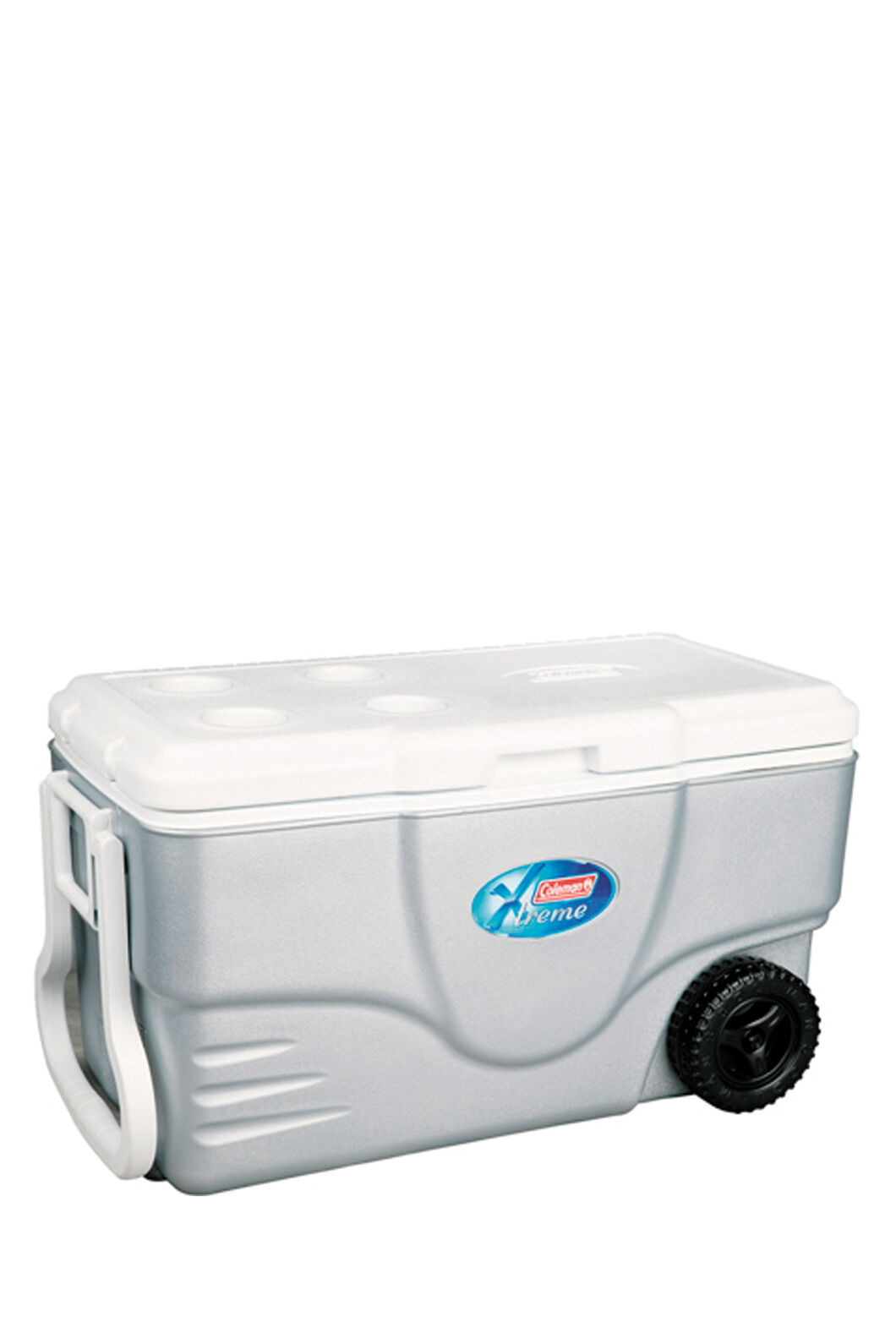 Coleman Xtreme 58LT Wheeled Cooler, None, hi-res
